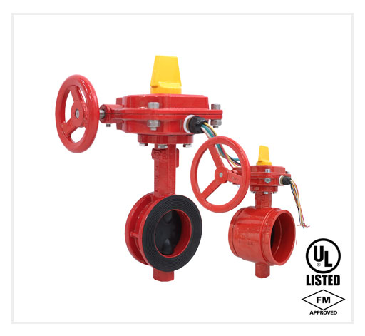 Hd Fire Protect System Valves Amp Accessories